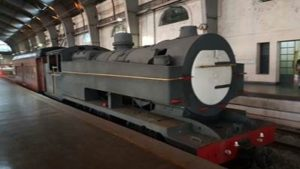 CPTM-Exposição de locomotiva histórica é prorrogada na Estação Júlio Prestes