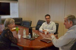Trensurb e UFSC articulam parceria