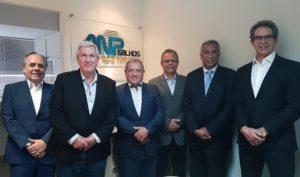 João Gouveia, Conrado Grava, José Cláudio Sicco, José Eduardo Copello, Joubert Flores e Harald Zwetkoff compõem a nova Diretoria da ANPTrilhos