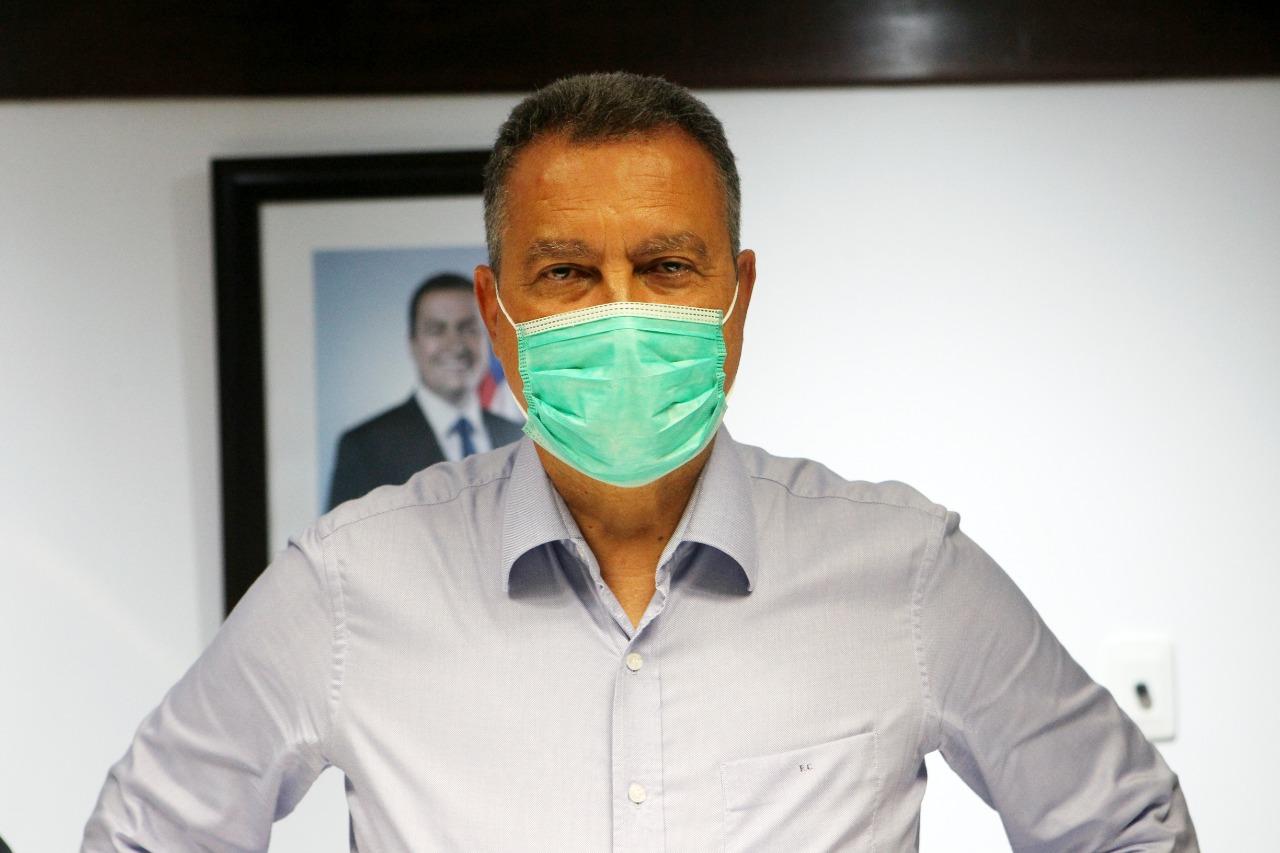 Bahia: Rui Costa anuncia compra de 10 milhões de máscaras para ...